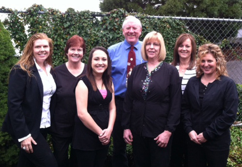 Sutherlin Oregon Dental Staff